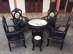 Bộ bàn ghế gỗ trắc