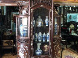 Tủ gỗ cũ