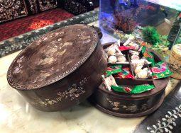 Hộp Tráp Bánh Kẹo